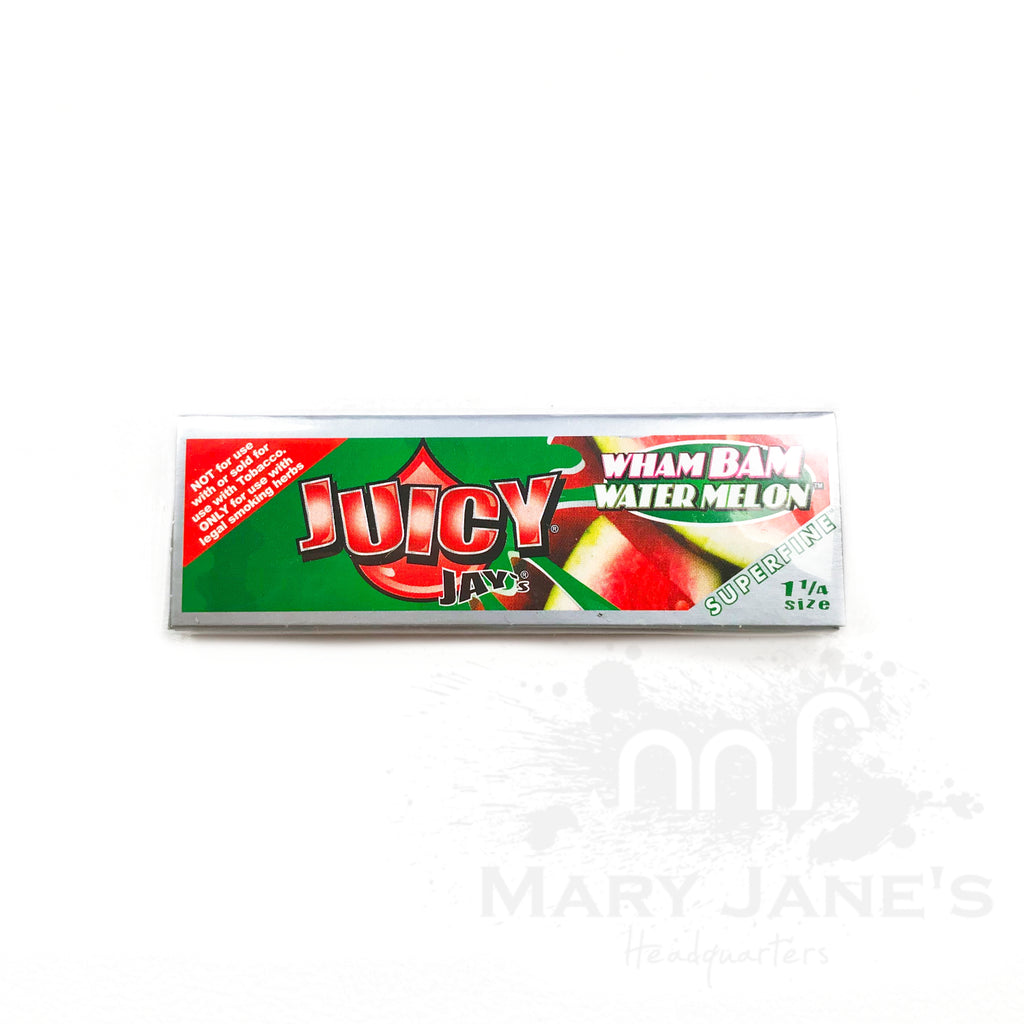 Juicy Jay's Superfine Rolling Papers - Mary Jane's Headquarters
