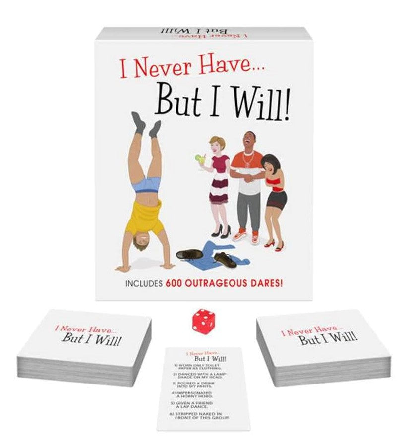 I Never Have... But I Will - Board Game