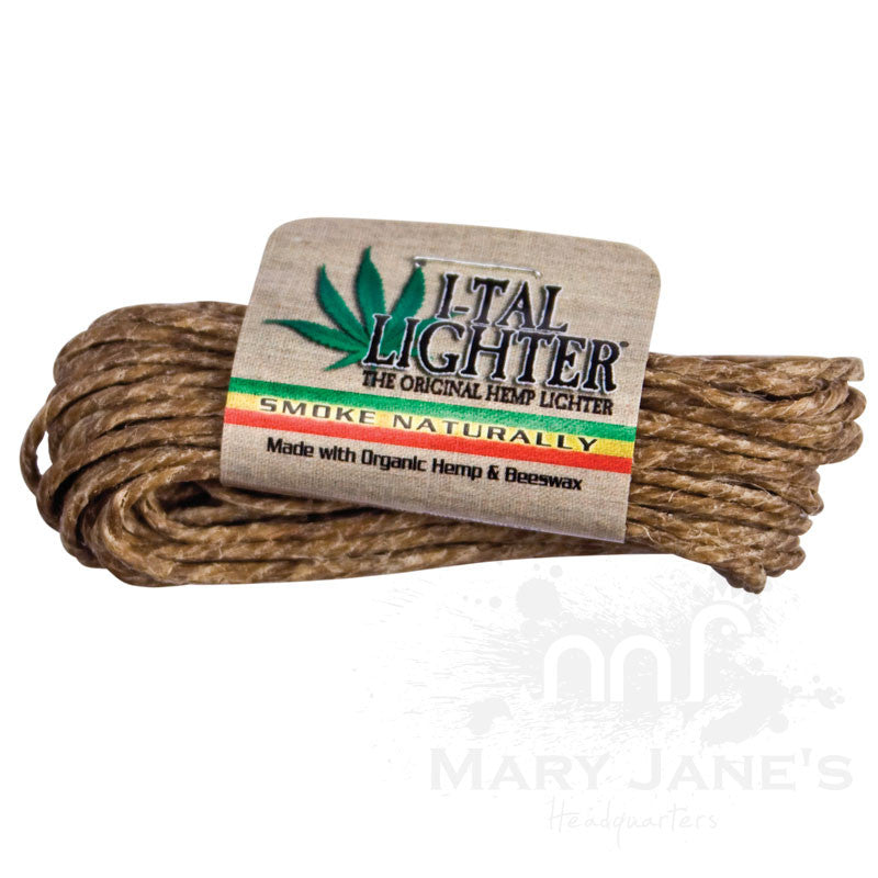 I-Tal Small Hempwick - Mary Jane's Headquarters