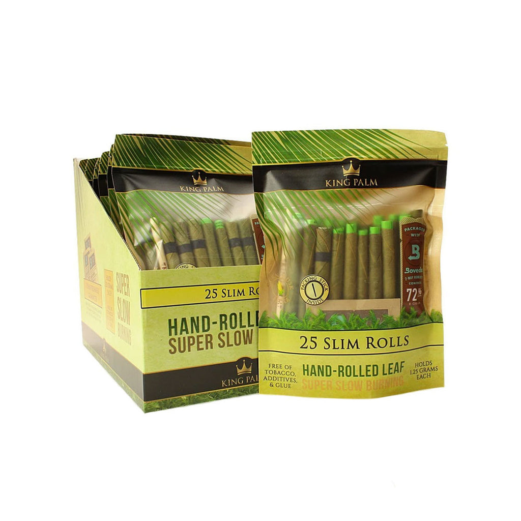 King Palm Pr-Rolls Bags