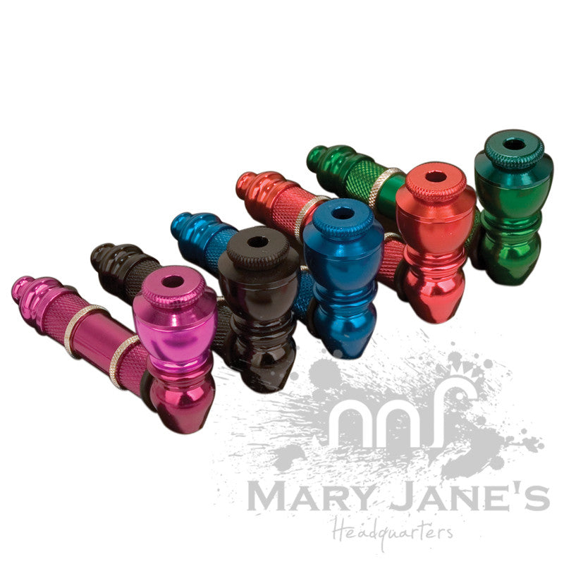 Rolling Stone Metal Pipes - Assorted Anodized
