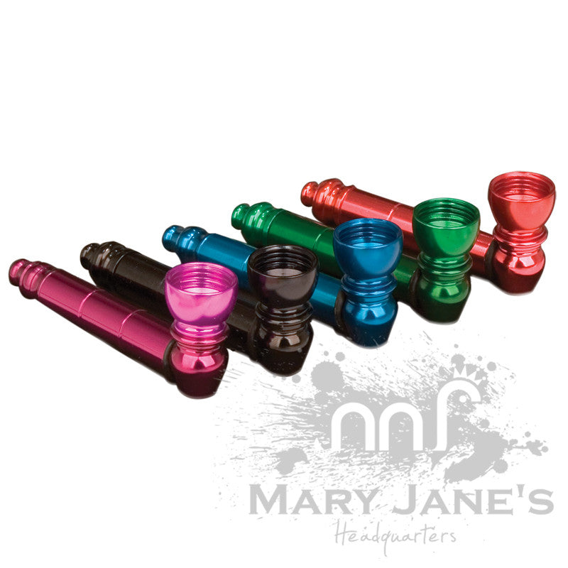 Slayer Metal Pipes - Assorted Anodized