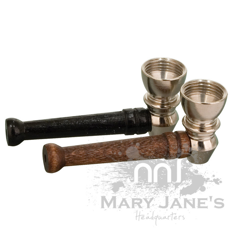 Larry Nickel & Wood Pipe - Mary Jane's Headquarters