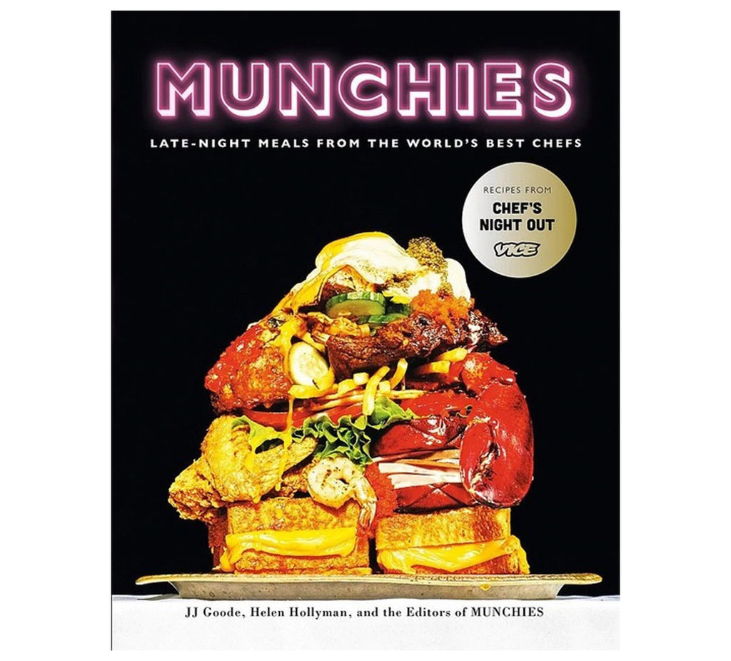 Munchies: Late-Night Meals from the World's Best Chefs by JJ Goode & Hellen Hollyman