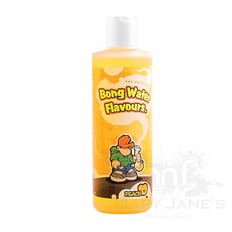 The Original Bong Water Flavours - Peach