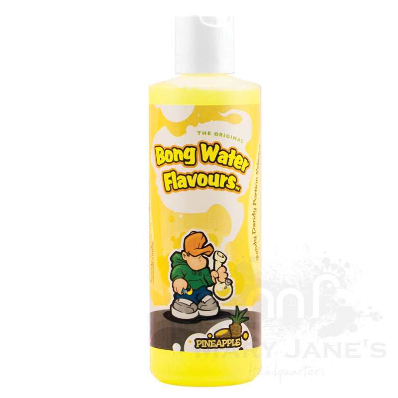 The Original Bong Water Flavours - Pineapple