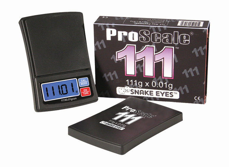 Proscale 111 Snake Eyes (111g x 0.01g) - Mary Jane's Headquarters