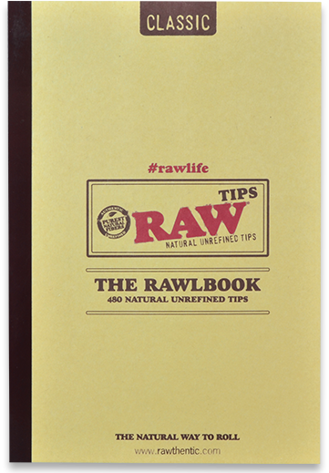 Raw Tips Rawlbook