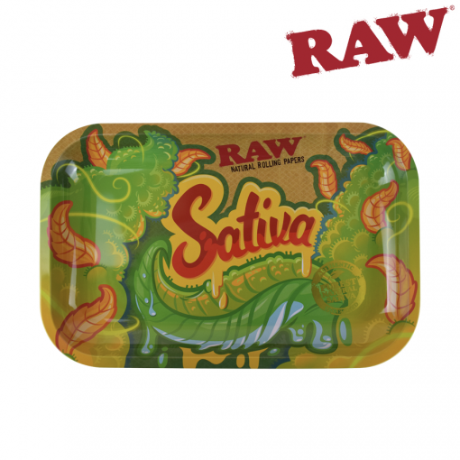 Raw Cannabis Strain Trays