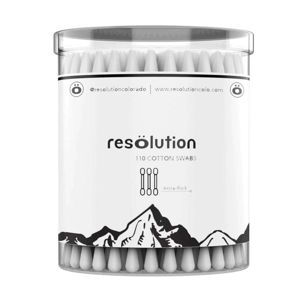 ResOlution Cotton Swabs Pack of 110