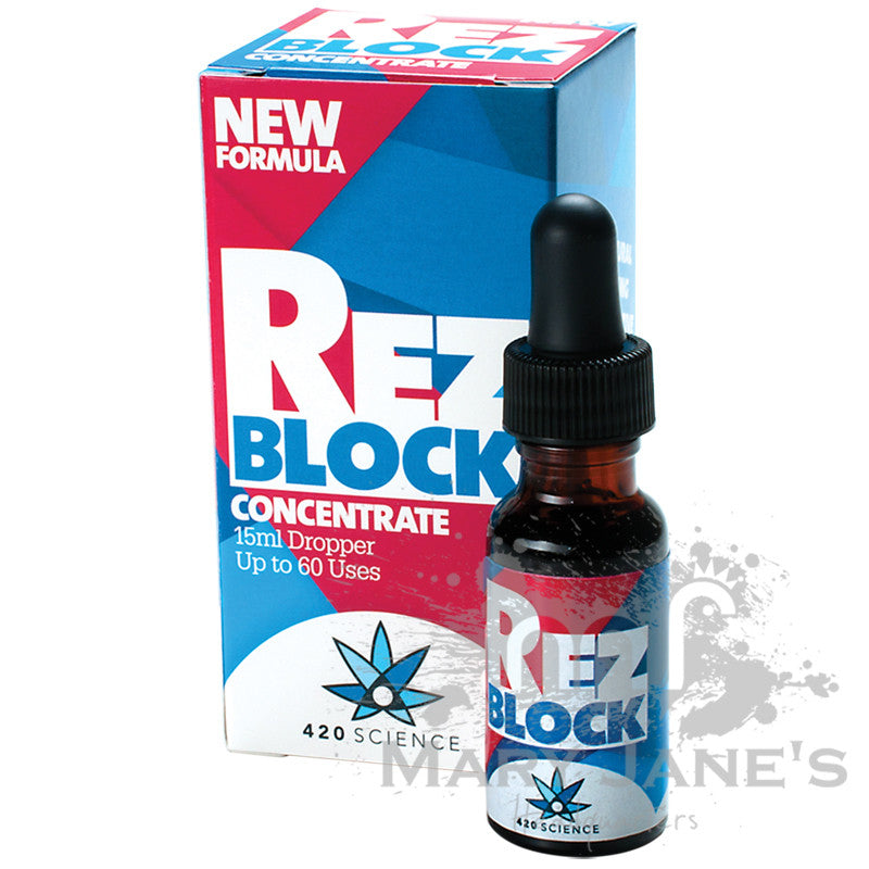 Rez Block Concenrate