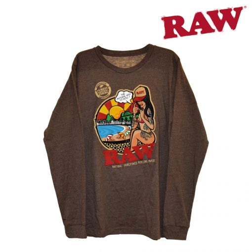 Raw Brazil Long Sleeve Shirt