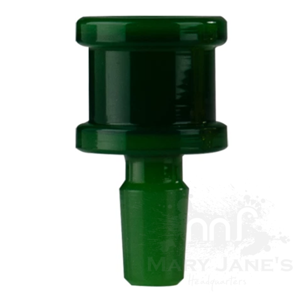 Gear Premium 14mm Extra Large Sugar Barrel Bong  Bowl-Jade Green