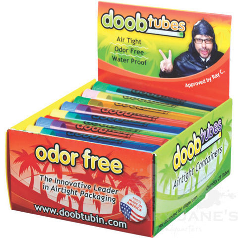 Picture of Doob tubes