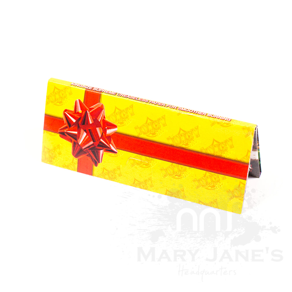 Juicy Jay's King Size Rolling Papers - Mary Jane's Headquarters