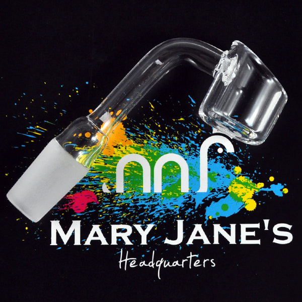 Mary Jane's Headquarters 4mm Thick Quartz Banger