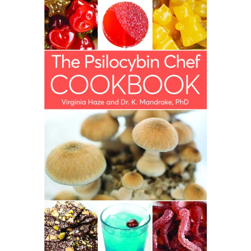 Psilocybin Chef Cookbook Growers Guide