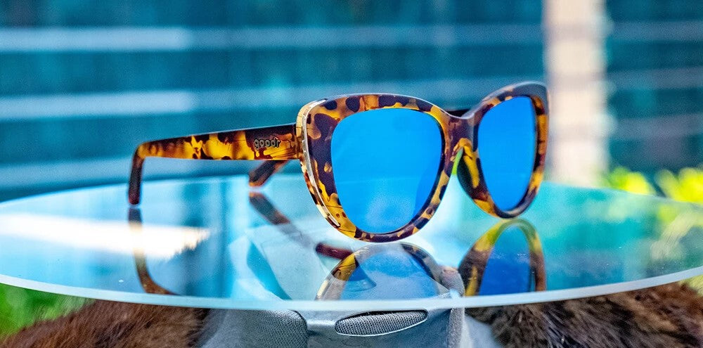 Goodr Sunglasses leopard
