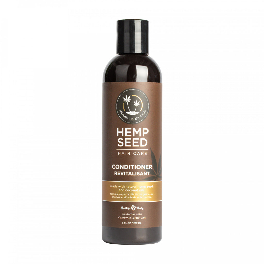 Earthly Body 8oz Hemp Seed Conditioner