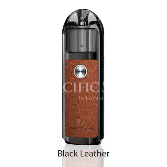 Lost Vape Lyra 1000mAH Pod Kit black leather