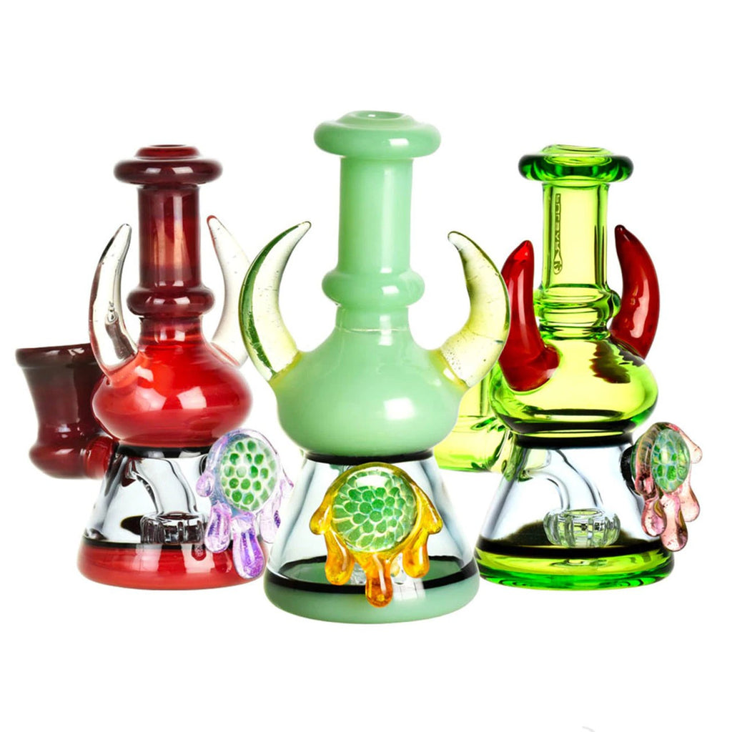 "Pulsar 4"" Dab Rigs with Banger"