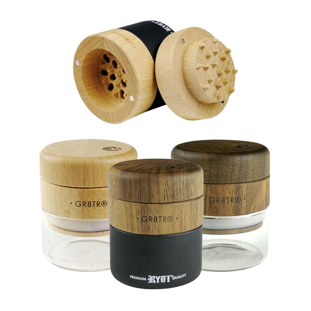 RYOT Wood GR8TR w/ Wood Top Assorted colors and styles