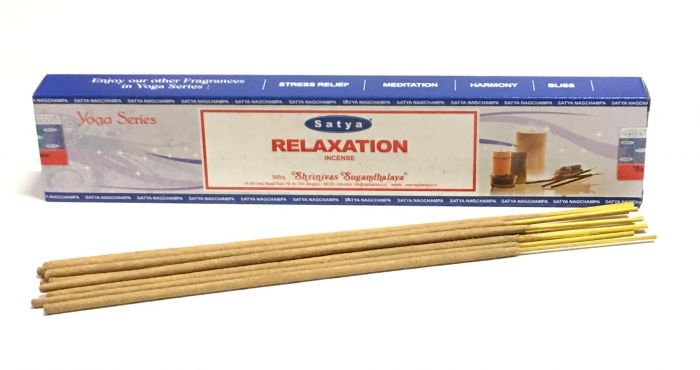 Satya Incense - 15g - Mary Jane's Headquarters