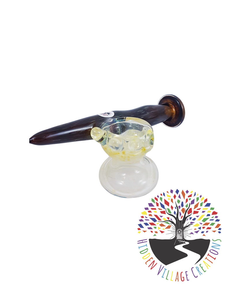 Hidden Village Creations Fancy Sidecar Pipe