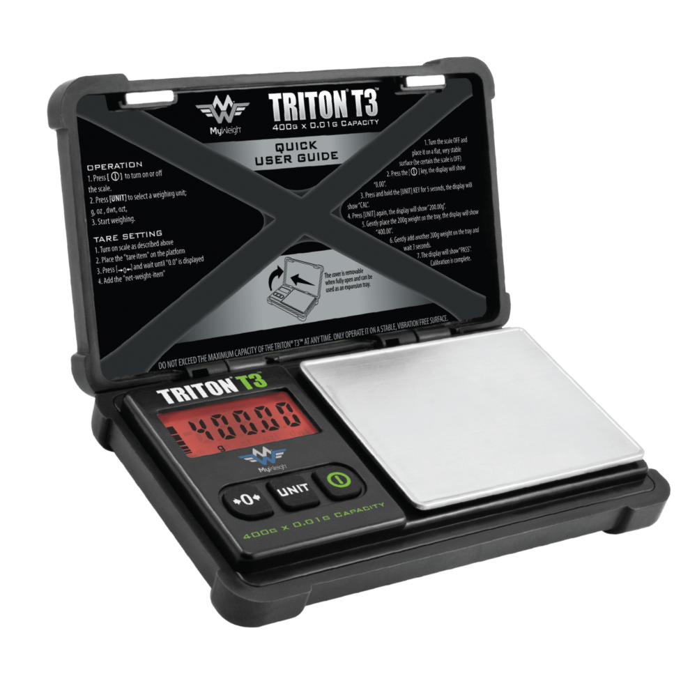 Triton T2/T3 Scales - Mary Jane's Headquarters