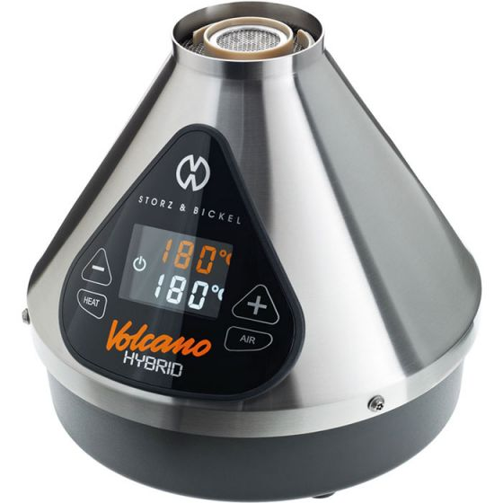 Digital Volcano Vaporizer by Storz and Bickel - Mary Jane's Headquarters