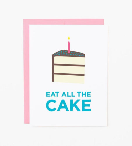 Eat All The Cake