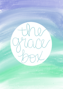 Cards for a Cause - The Grace Box