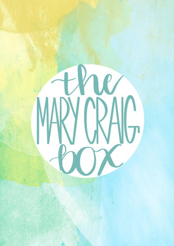 Cards for A Cause - The Mary Craig Box
