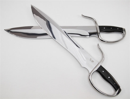 Kung Fu San Soo Recurve Butterfly Swords