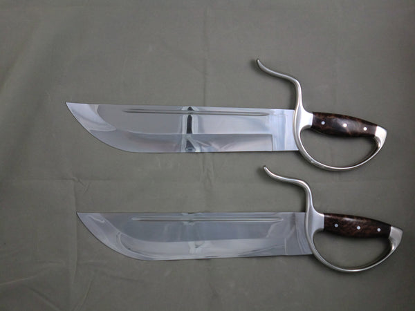 Hybrid-Style Flagship Butterfly Swords