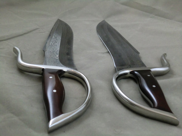 Orca Butterfly Swords (Prototype)