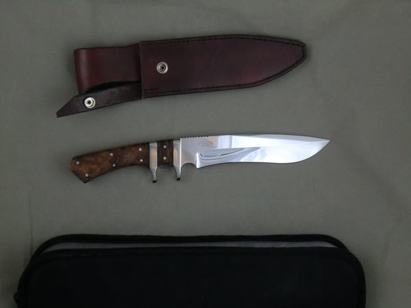 "William C. ""Bill"" Johnson Sub-Hilt Fighter Knife"