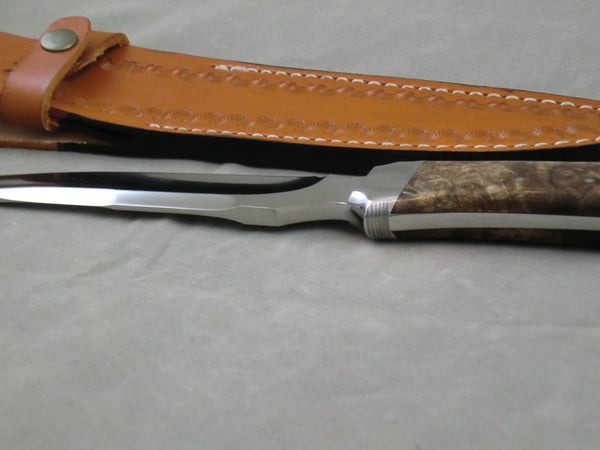 Coffin Handle Tanto
