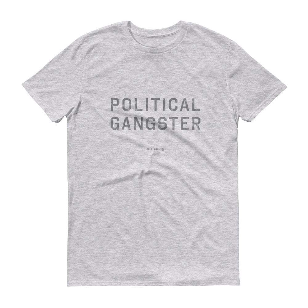 Men's Political Gangster™ T-Shirt