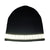 3M reflective stripe watch cap