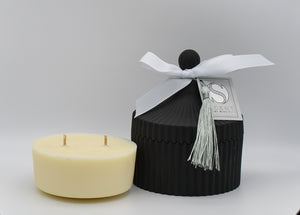 Ridged Vintage Candle Refill