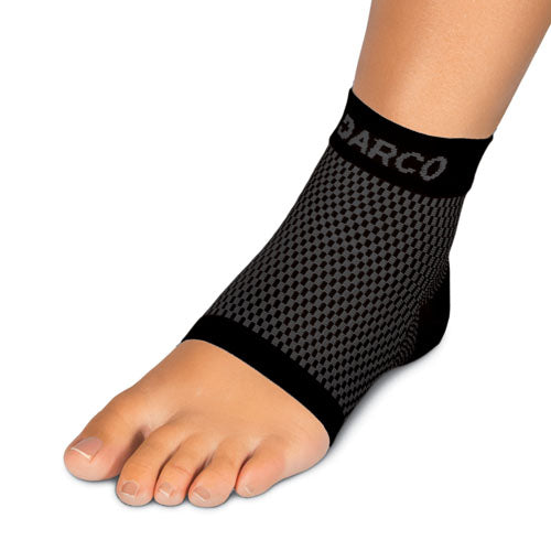 Darco DCS Plantar Fasciitis Sleeve Large - Woman 11+/ Men 10-13 Black