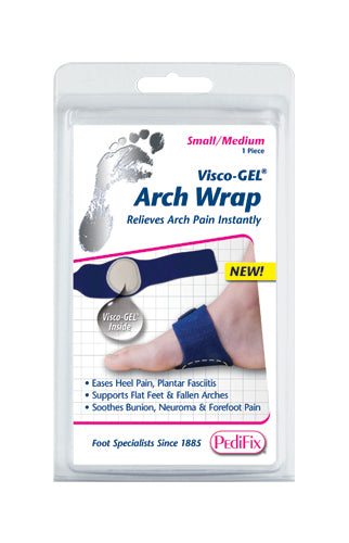 Visco-GEL Arch Support Wrap