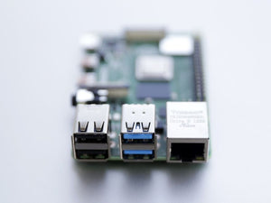 The Different Components of the Raspberry Pi 4