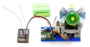 Pololu Jrk 21v3 USB Motor Controller with Feedback (Fully Assembled)