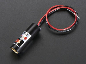 Laser Diode - 5mW 650nm Red - Chicago Electronic Distributors