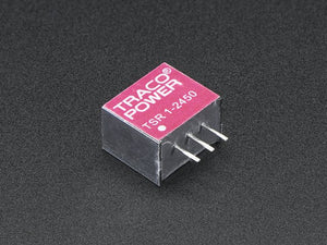 Mini DC/DC Step-Down (Buck) Converter - 5V @ 1A output - Chicago Electronic Distributors