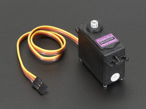 Standard Size - High Torque - Metal Gear Servo - Chicago Electronic Distributors