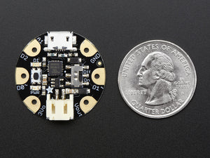 Adafruit Gemma - Miniature wearable electronic platform - Chicago Electronic Distributors  - 2
