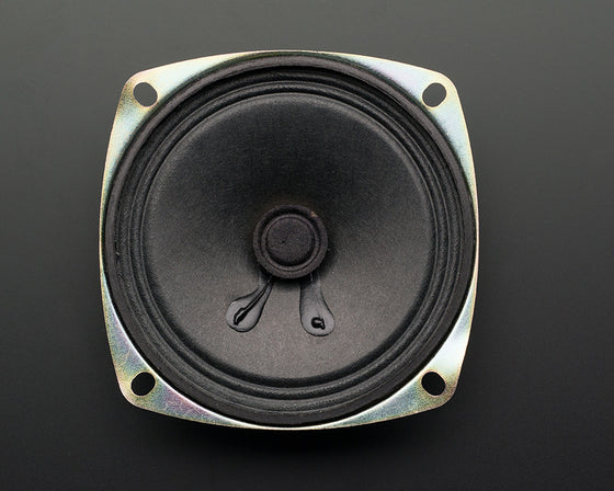 "Speaker - 3"" Diameter - 8 Ohm 1 Watt - Chicago Electronic Distributors  - 1"